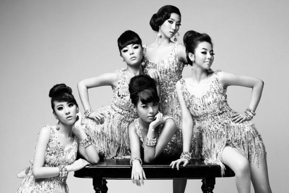 #3 - Wonder Girls