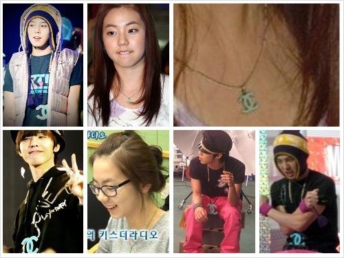 Sohee dating g dragon